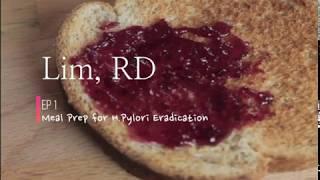 H. Pylori Eradication: Meal Plan and Daily Schedule screenshot 2