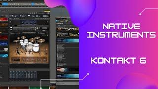 KONTAKT 6 PLAY SERIES - N.I [TUTO MAO GUITARE]
