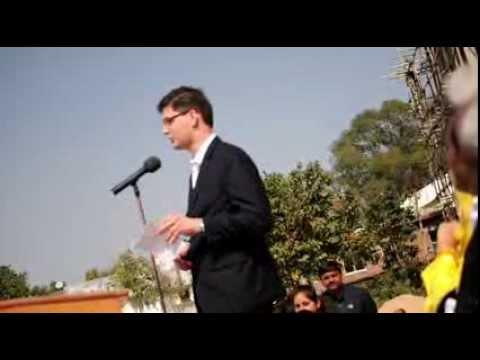 2014/01/26  Republic day India - David levesque - Speech - Eurodia synergy