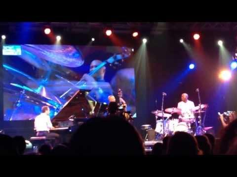 Joshua Redman Quartet (drum solo) @ Bratislava Jazz Days