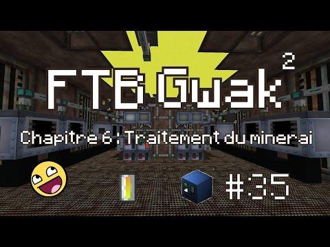 FTB Gwak² #35 - Processing array : 16 centrifuge compactées !