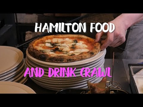 James Street Hamilton Food And Drink Crawl!!