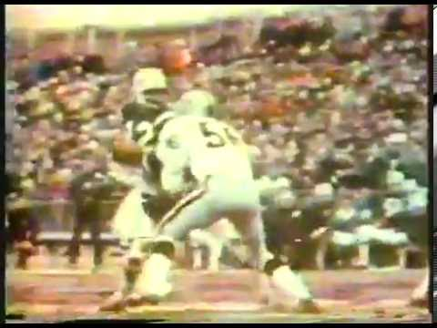 NFL - Highlights - 1968 New York Jets - Super Bowl III Season   imasportsphile.com