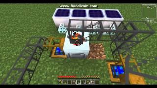 Tekkit How to make an Infinite Diamond machine!