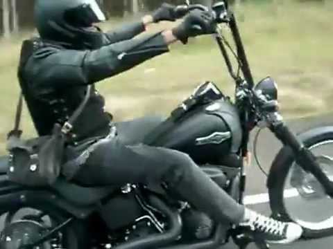 Harley Davidson 2009 Nightrain Youtube