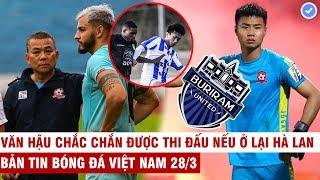 VN Sports 28/3 | Ngoại binh Hải Phòng: V-League là giải nghiệp dư, Văn Toản từ chối đề nghị tiền tỷ
