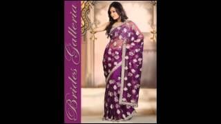 latest designer sarees Thumbnail