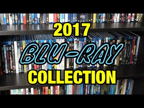 BLU-RAY COLLECTION 2017