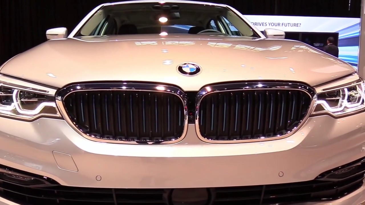 2018 bmw 5 series 530e limited luxury features exterior and interior first look hd youtube. Black Bedroom Furniture Sets. Home Design Ideas