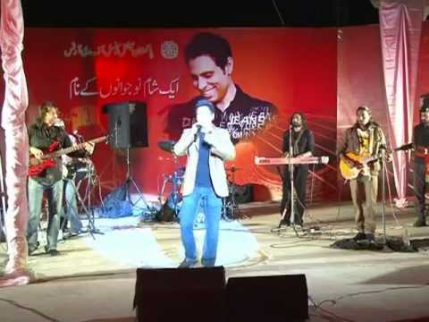 Haroon Concert Rocks Islamabad Nov 4th 2011