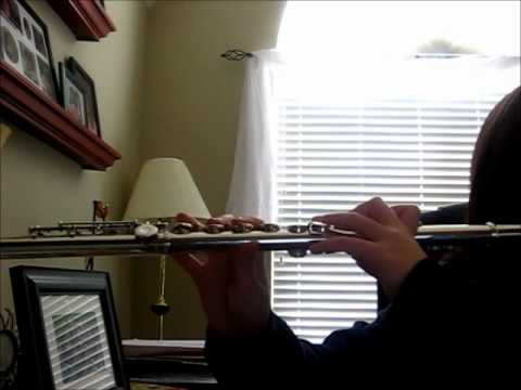 A Whole New World  Flute  :