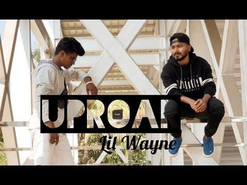 Uproar - Lil Wayne Dance || D Bims'(ft. Devraj) Choreography || FSDC