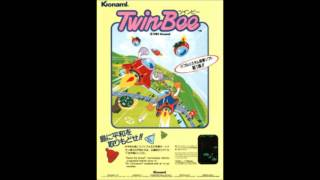 KONAMI Twinbee 1985