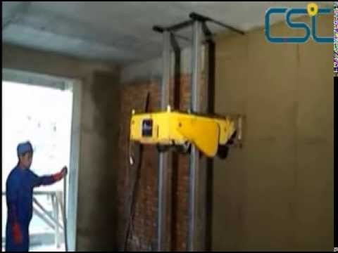 Wall Rendering Machine M 225 Quina De Enjarrado Enfoscado