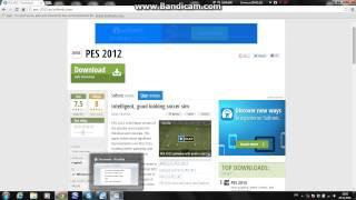 PES 2012 demo PC free download