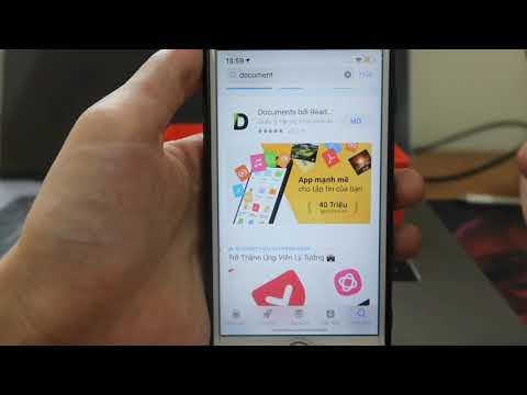 Hướng dẫn tải nhạc MP3 vào Kinemaster cho Iphone