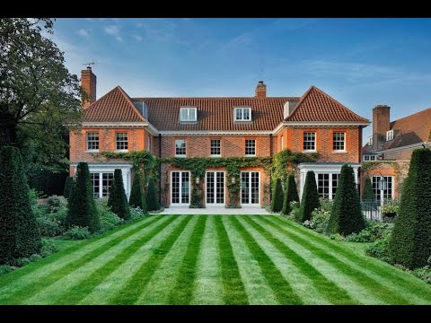Best Visualization Tools - Exceptional Mansion in Hampstead Garden London - 1080p