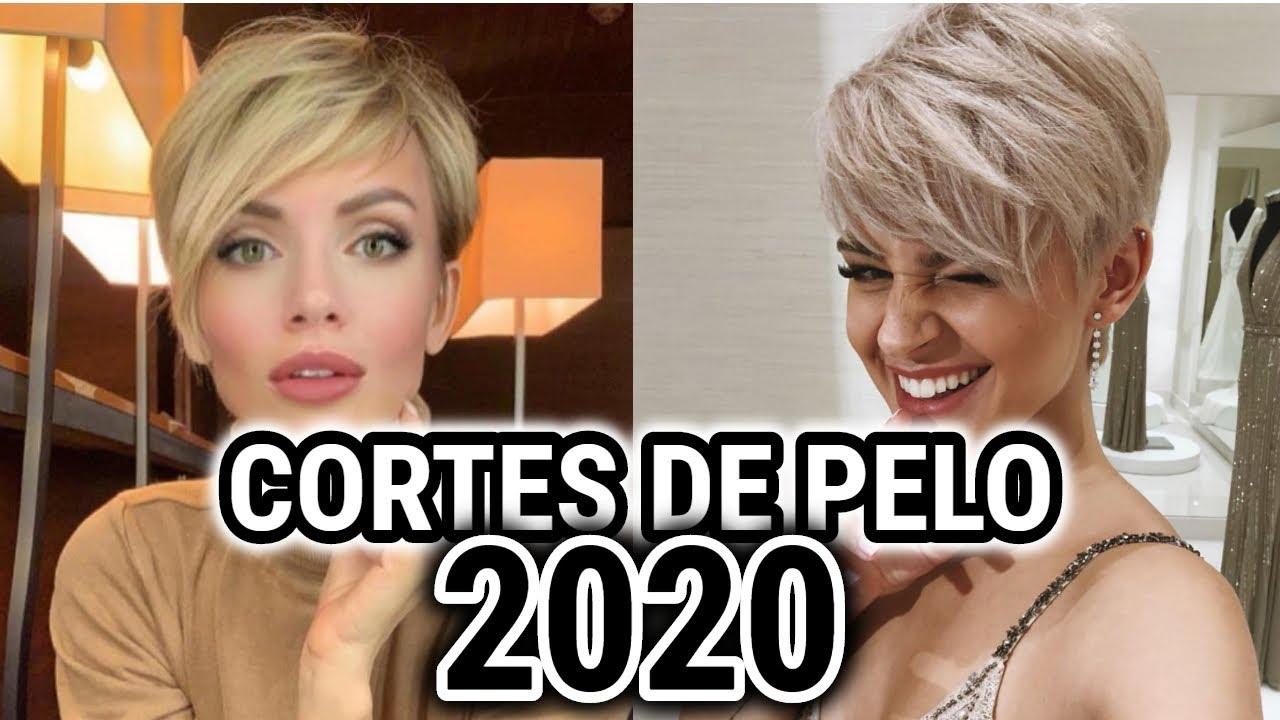 Cortes De Pelo Corto Modernos Cortes De Cabello De Moda 2020 Fashion Love Youtube