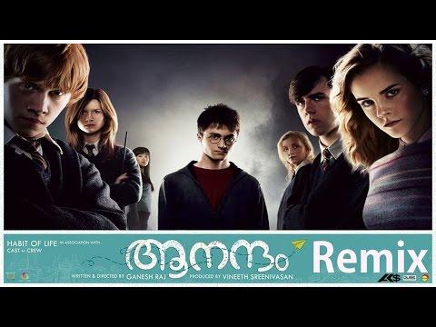 Aanandam Trailer Remix Harry Potter | AkS...