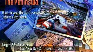 Road Rash for Windows 95 Music - The Peninsula
