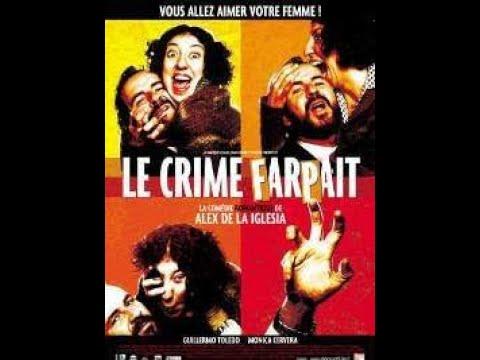 Le crime farpait poster