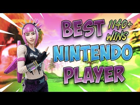 Fortnite Best Nintendo Switch Player 1140 Wins Huge Update Stats For Nintendo