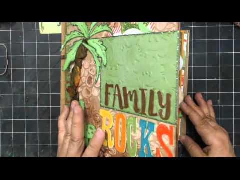 ECHO PARK~POP-UP PART 1 CHIPBOARD BOOK