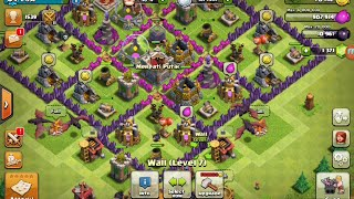 Strategi menyerang TH 7 - Clash Of Clans #1