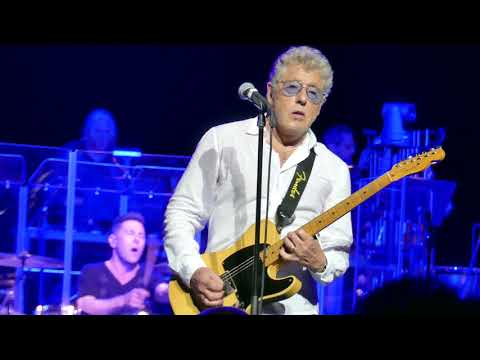 ''Who Are You'' - Roger Daltrey - Filene Center at Wolf Trap - Vienna, VA - June 10th, 2018