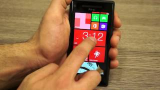 HTC Windows Phone 8X Unboxing and Hands on Review - iGyaan WP8