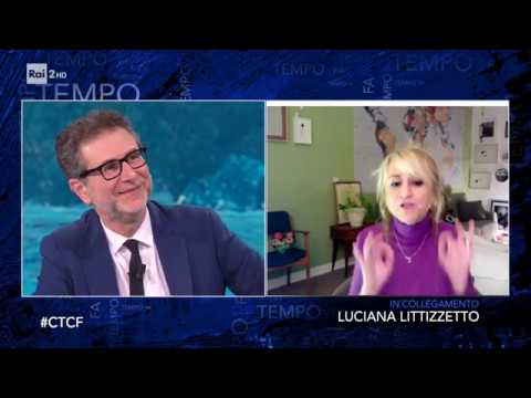 Luciana Littizzetto dice la sua sulle reazioni al coronavirus - Che tempo che fa 22/03/2020