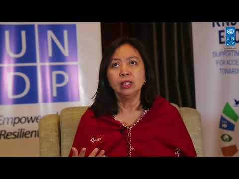 Interview: Rebecca Malay, Global Call to Action Against Poverty