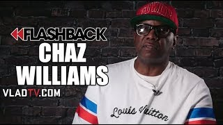 Chaz Williams Details Robbing Banks While Doing Time in Prison (Flashback)