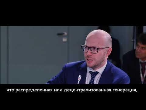 Степан Солженицын о модели российской электроэнергетики
