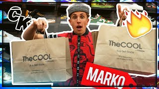 MARKO Goes Shopping For Sneakers With CoolKicks
