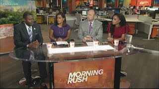 Morning Rush anchors react to Sandy Hook Promise video
