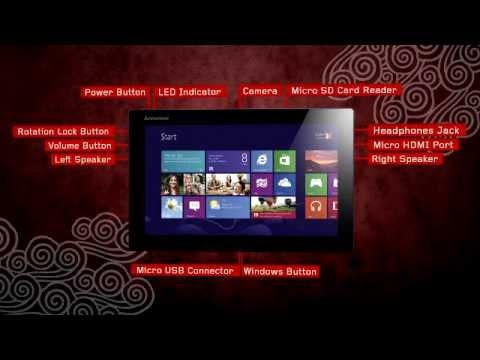 Explore your Lynx K3011, Windows 8 Tablet - Lenovo IdeaTab