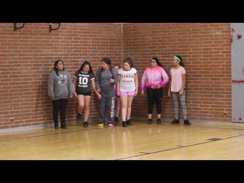 Robert Stuart Middle School Dance Team (2016-2017)