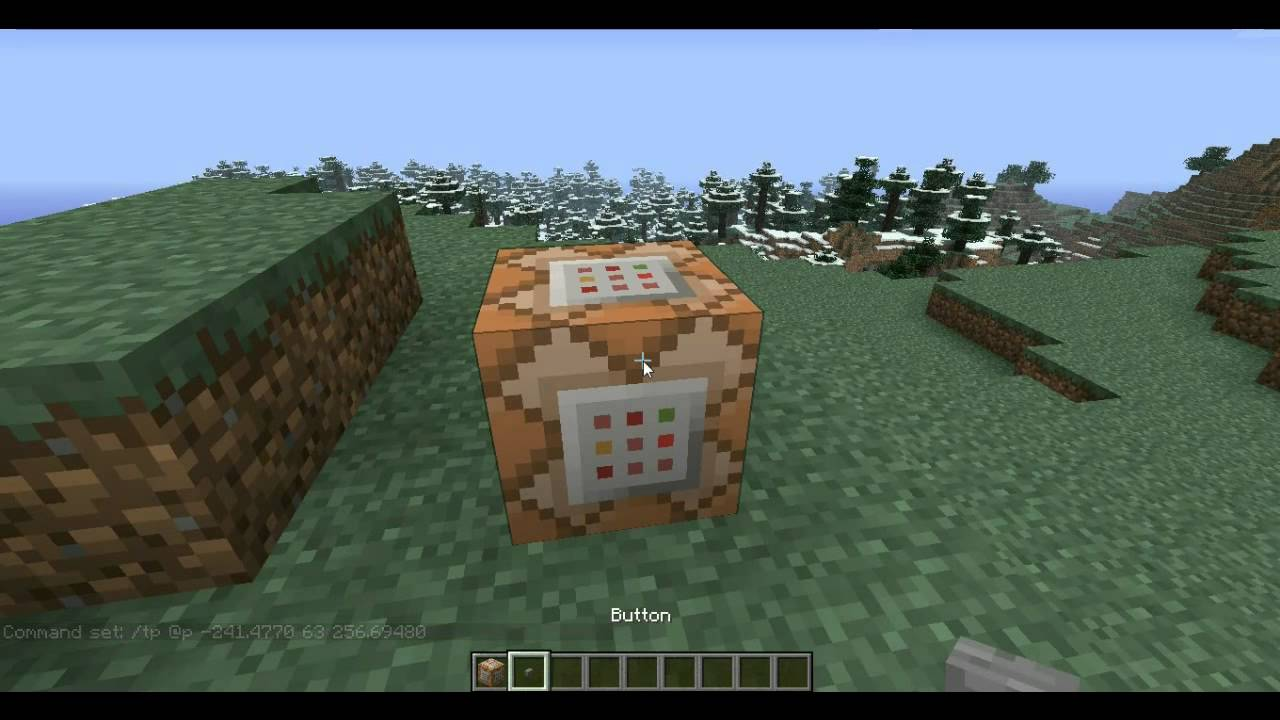Minecraft How To Teleport In Minecraft YouTube - Minecraft spieler zum spawn teleportieren