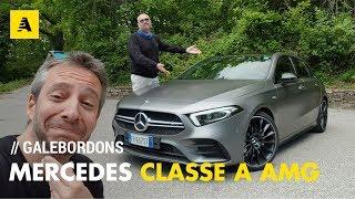 Mercedes Classe A 35 AMG | Aggressività e stile, accoppiata vincente