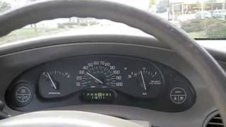 Test Drive the 2000 Buick Century
