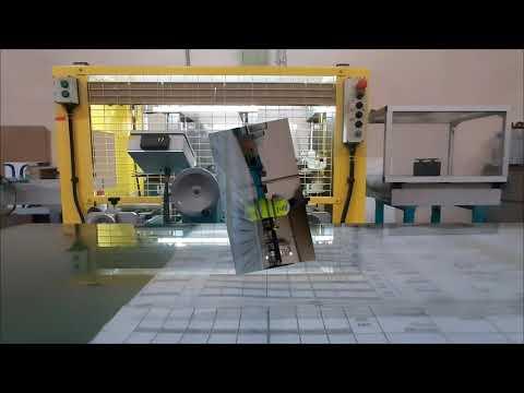 Crimping Aluminum Hinges Frame Thermal Break 3rd &  4th  Step