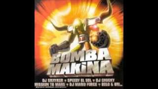 Mission to Mars - Gunshots ( BOMBA MAKINA )