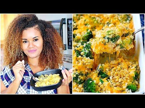 Broccoli And Cheese Casserole Recipe