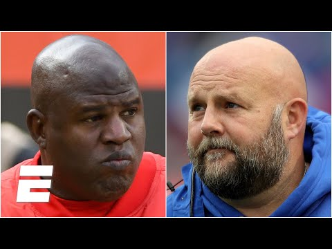 Why haven't Eric Bieniemy & Brian Daboll been hired yet? | KJZ