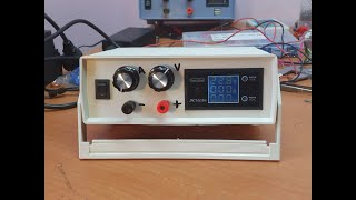 DIY power supply 30V 10A with …