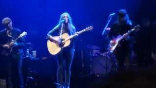 Melissa Horn - Jag saknar dig mindre och mindre (live @ Gröna Lund, Stockholm 29.08.2014)