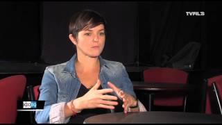 Julie Gallibert en spectacle à Versailles jusqu'au 15 novembre