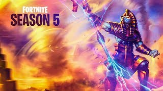 Fortnite: Season 5 thumbnail