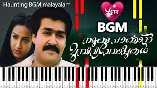 Namukku Parkkan Munthirithoppukal BGM Piano Cover    Malayalam best LOVE BGM   Johnson Master bgm